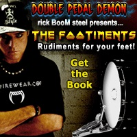 double bass drumming lessons